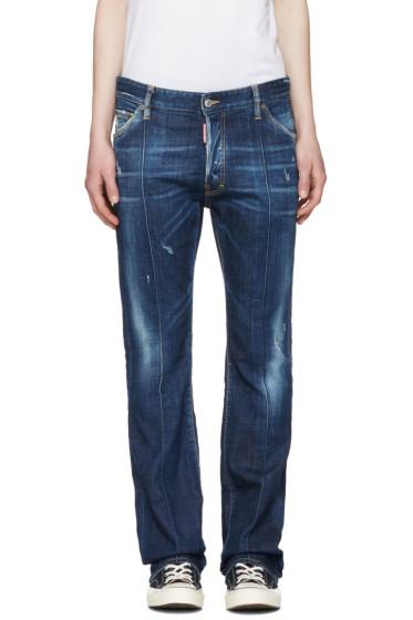 Dsquared2 - Blue Richard Jeans