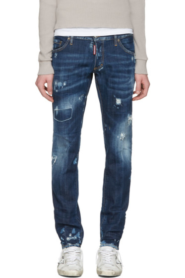 Dsquared2 - Blue Clement Everything Jeans