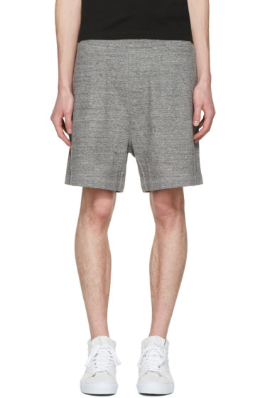Dsquared2 - Grey Jersey Lounge Shorts