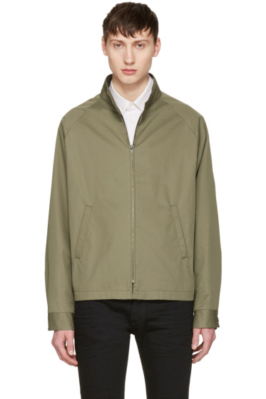 Maison Margiela - Green Barracuda Jacket