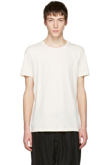 Maison Margiela - Three-Pack Multicolor Assorted T-Shirts