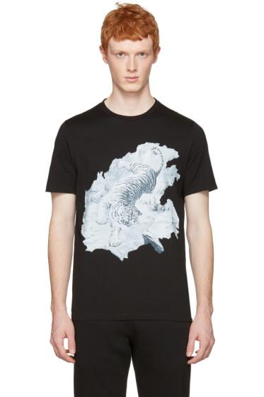 Maison Margiela - Black Tiger T-Shirt