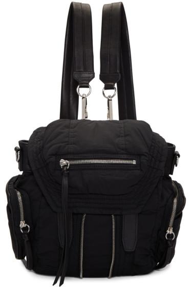 Alexander Wang - Black Mini Marti Backpack