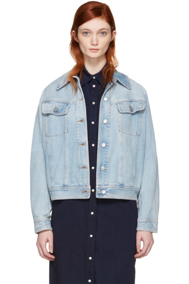 MM6 Maison Margiela - Indigo Denim Jacket