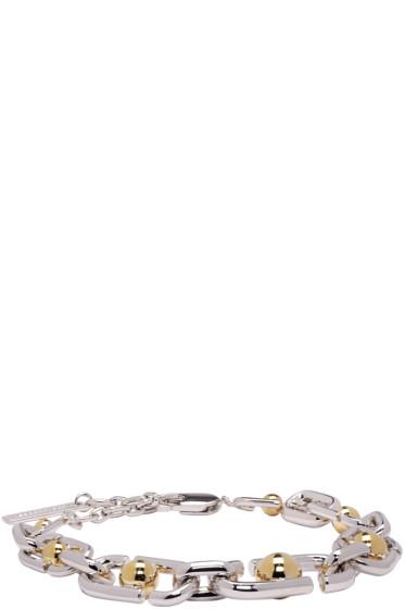 Marc Jacobs - Silver Icon Bracelet