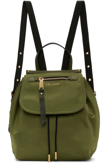 Marc Jacobs - Green Trooper Backpack