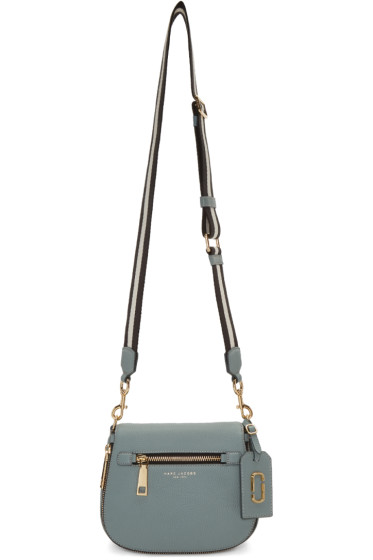 Marc Jacobs - Blue Small Gotham Saddle Bag
