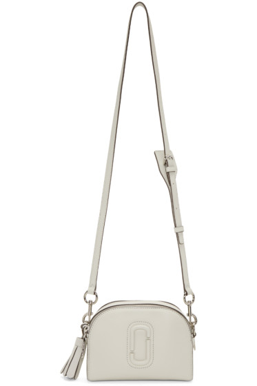 Marc Jacobs - White Small Shutter Camera Bag
