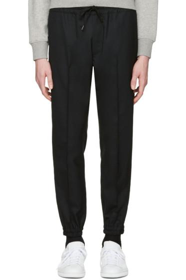 Marc Jacobs - Black Wool Trousers