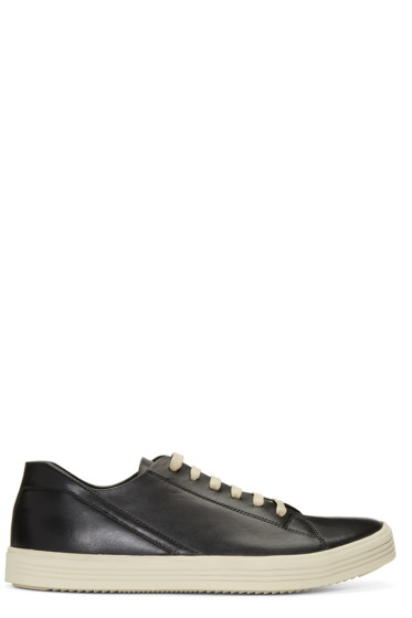 Rick Owens - Black Geotrasher Sneakers