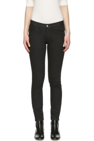 A.P.C. - Black Moulant Jeans