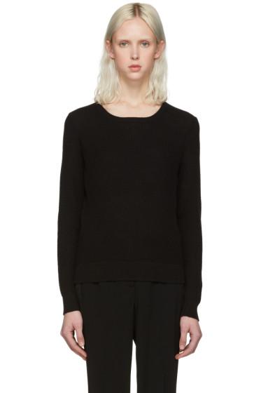 A.P.C. - Black Tyler Sweater