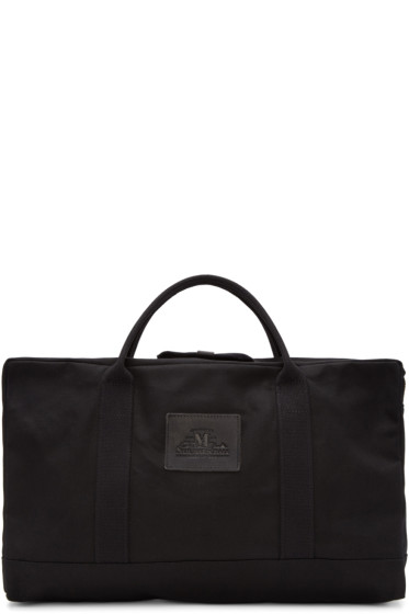 Junya Watanabe - Black Seil Marschall Edition Duffle Bag