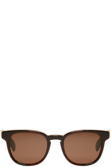 Paul Smith - Tortoiseshell Hadrian Sunglasses