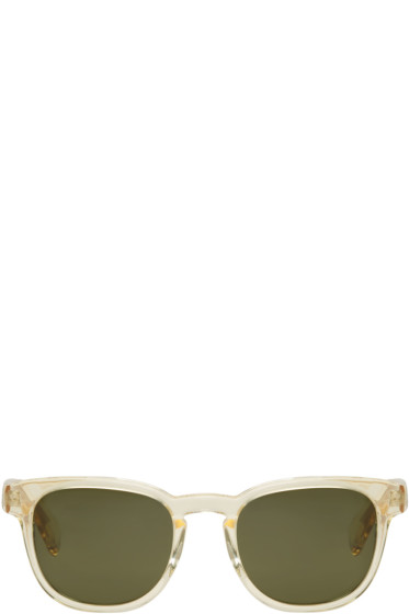 Paul Smith - Yellow Hadrian Sunglasses