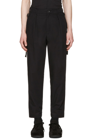 Damir Doma - Black Per Trousers