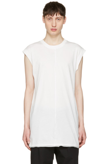 Damir Doma - White Toam T-Shirt