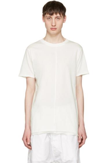 Damir Doma - White Tegan T-Shirt