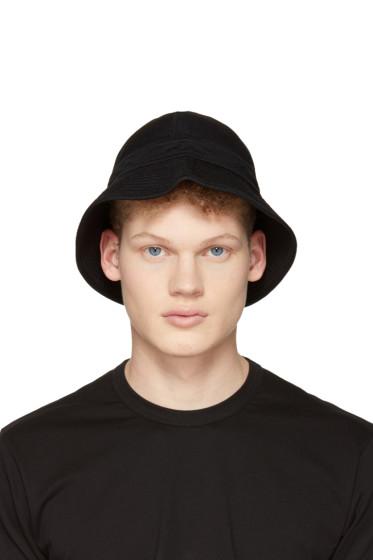 Comme des Garçons Shirt - Black Bucket Hat
