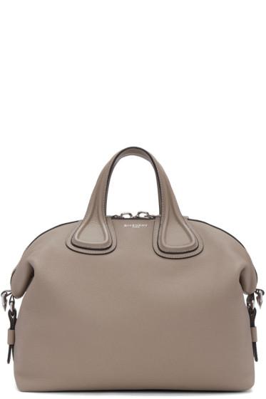 Givenchy - Brown Medium Nightingale Bag