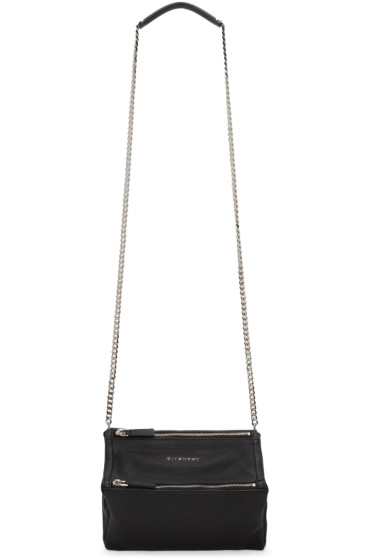 Givenchy - Black Mini Chain Pandora Bag