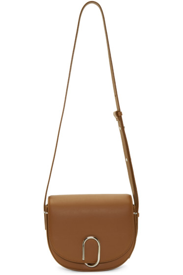 3.1 Phillip Lim - Brown Alix Saddle Bag