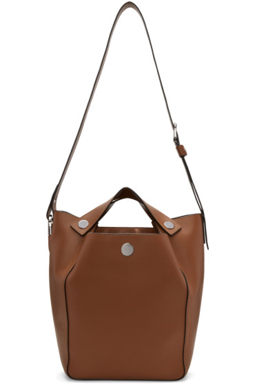 3.1 Phillip Lim - Brown Large Dolly Tote