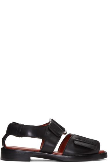 3.1 Phillip Lim - Black Addis Sandals
