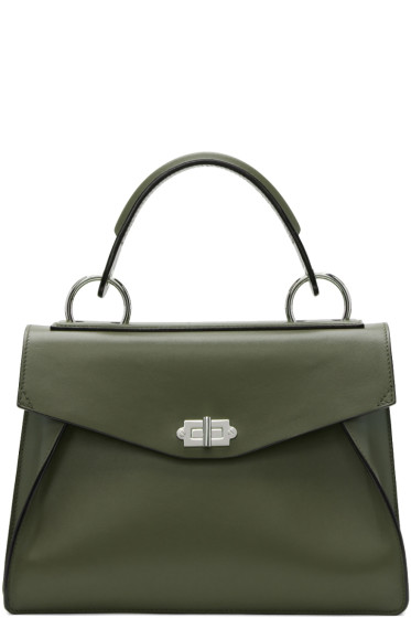 Proenza Schouler - Green Medium Hava Bag