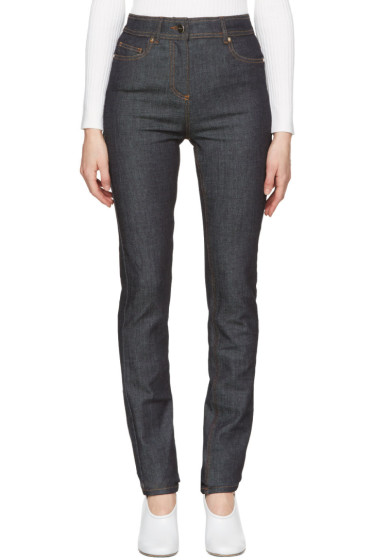 Carven - Indigo Fitted Jeans