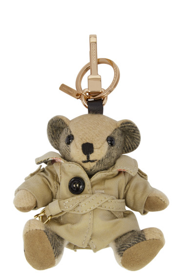Burberry - Tan Trench Coat Thomas Keychain