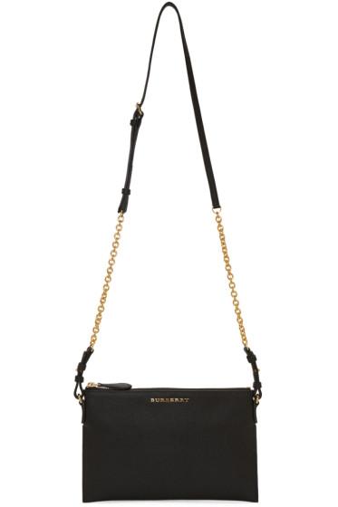 Burberry - Black Peyton Bag
