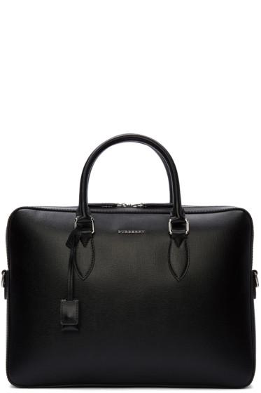Burberry - Black Hambleton Briefcase