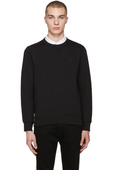 Burberry - Black Colesden Pullover