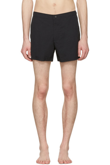 Burberry - Black Gilmoor Swim Shorts