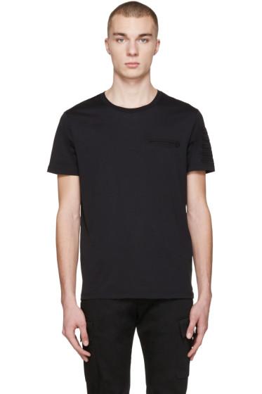 Burberry - Black Fayden T-Shirt
