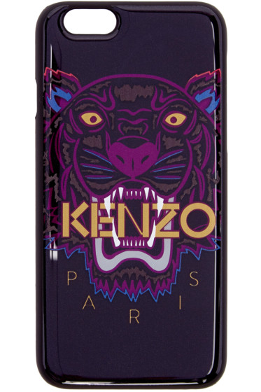 Kenzo - Burgundy Tiger iPhone 6 Case