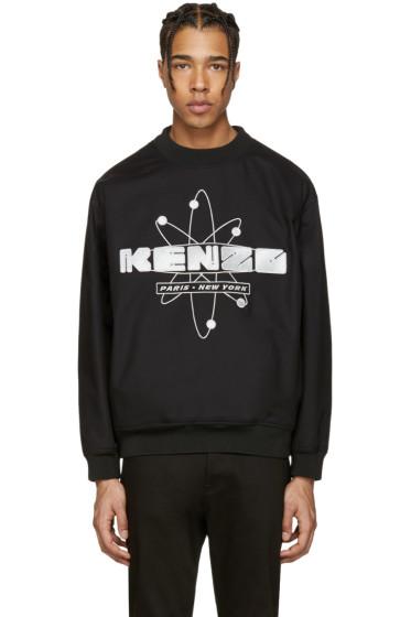 Kenzo - Black Nasa Logo Pullover
