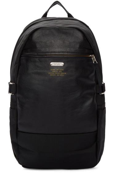 Master-Piece Co - Black Cordura Spec Backpack