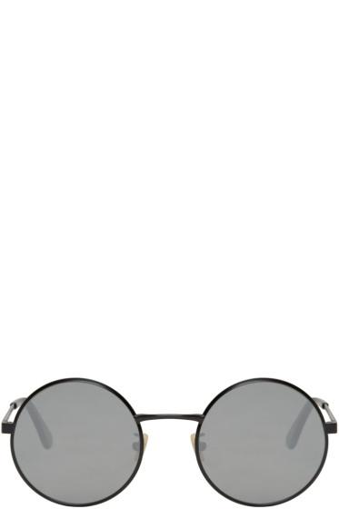 Saint Laurent - Black SL 136 Zero Sunglasses