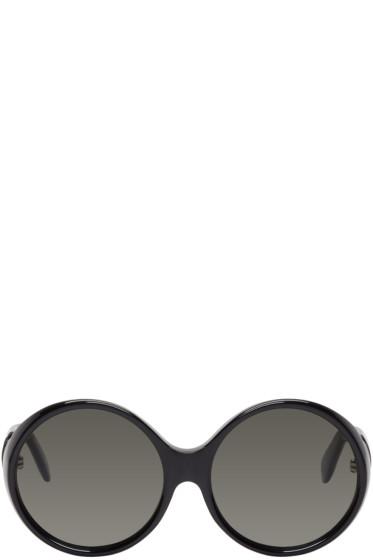 Saint Laurent - Black SL M1 Sunglasses