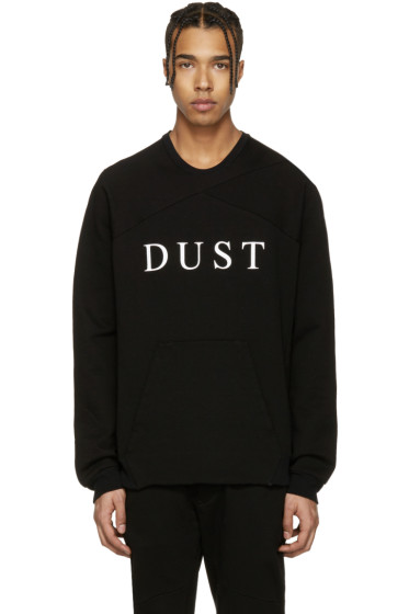 Julius - Black 'Dust' Pullover