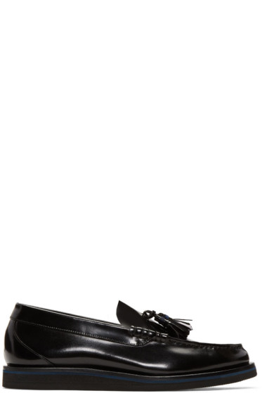 PS by Paul Smith - Black Patent Carver Loafers