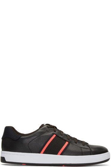 PS by Paul Smith - Black Lawn Sneakers