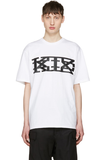 KTZ - White Classic Logo T-Shirt