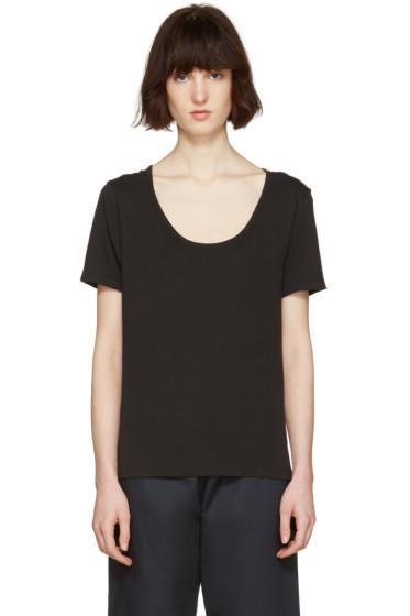 6397 - Black Stella T-Shirt