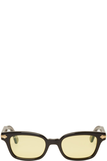 Gucci - Black Vintage Sunglasses