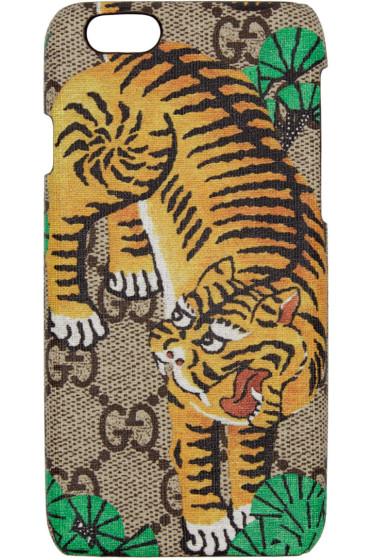 Gucci - Beige Tiger iPhone 6 Case