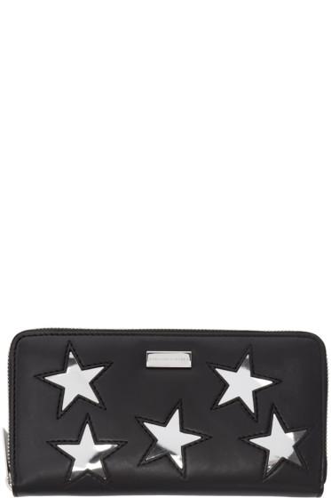 Stella McCartney - Black Star Wallet