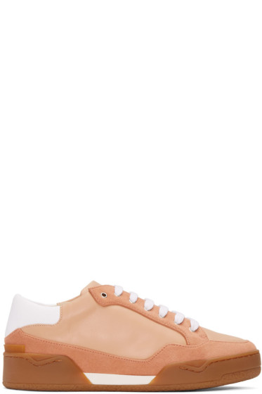 Stella McCartney - Pink Panelled Sneakers